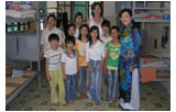 Work with orphans and special needs children in Hanoi